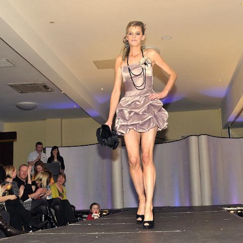 The gorgeous davitt college fashion show 2010 for College fashion