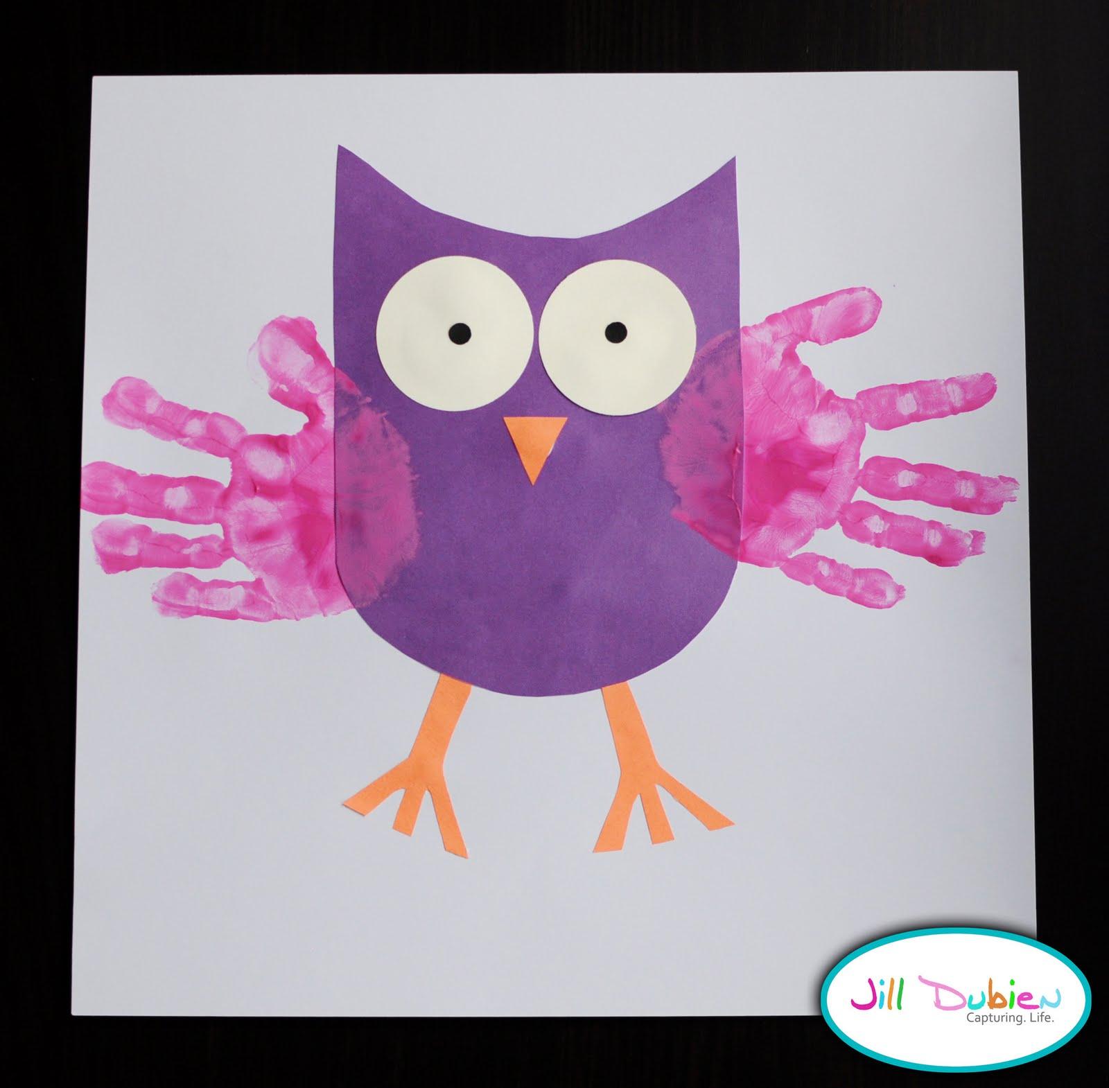 Поделки и рисование с детьми