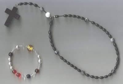 Lutheran prayer beads