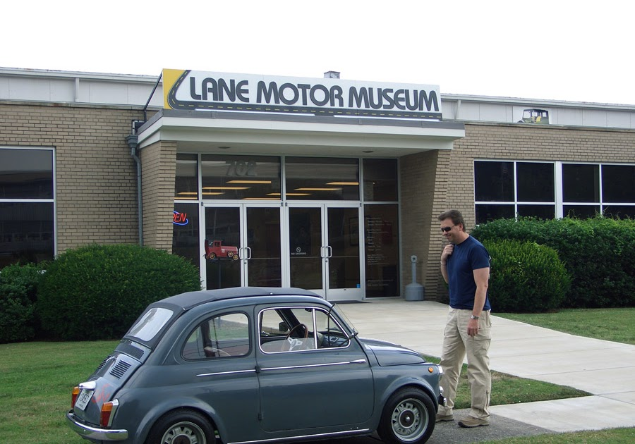 Cranched for now the lane motor museum in nashville tn for Electric motors nashville tn