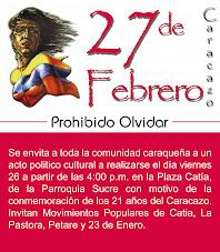 27F PROHIBIDO OLVIDAR