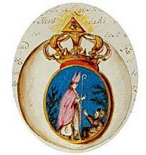 Senas Žiežmarių herbas