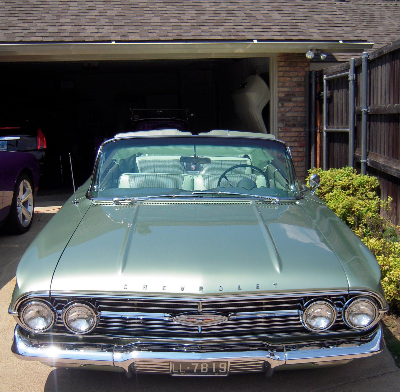 AUTO MOTO-CAR'S: More Of Dave's 1960 Impala