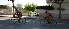 Triatló de Platja d'Aro '08