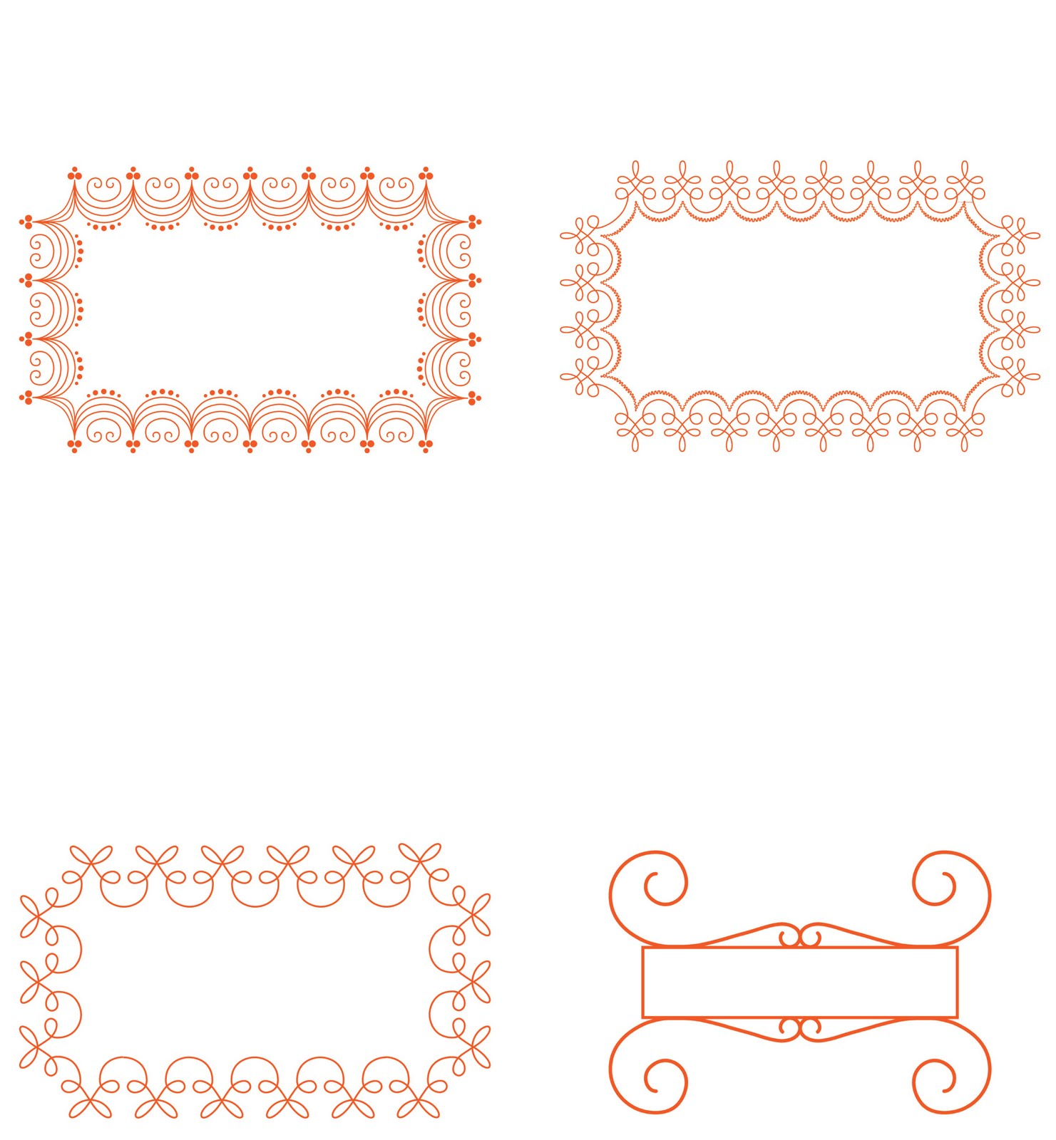 placecards template