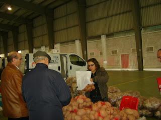 Venta de patatas