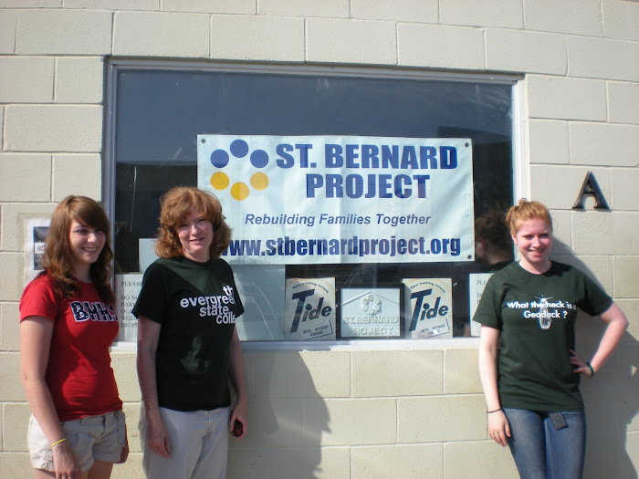 July 2008: St. Bernard Project Office in Chalmette, LA
