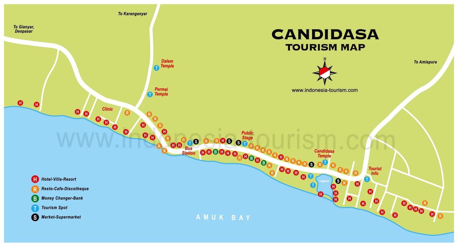 Candi Dasa Bali Paradise