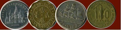  Coins History numismatic portal - ancient and old coics.  