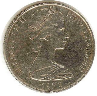 Vessel coin ship Endeavour Монета Новой Зеландии 50 центов с кораблем Münze Neuseelands Schiffes  pièce de la Nouvelle-Zélande navire moneda de la Nueva Zelanda barco