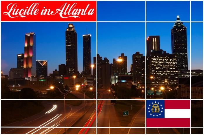 Lucille in Atlanta, le blog d'une Française au pays du Coca