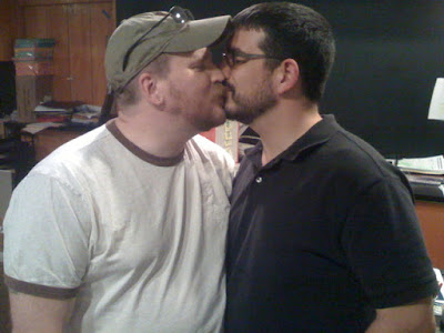 Sean1 Gay Weddings: Sean & Matt