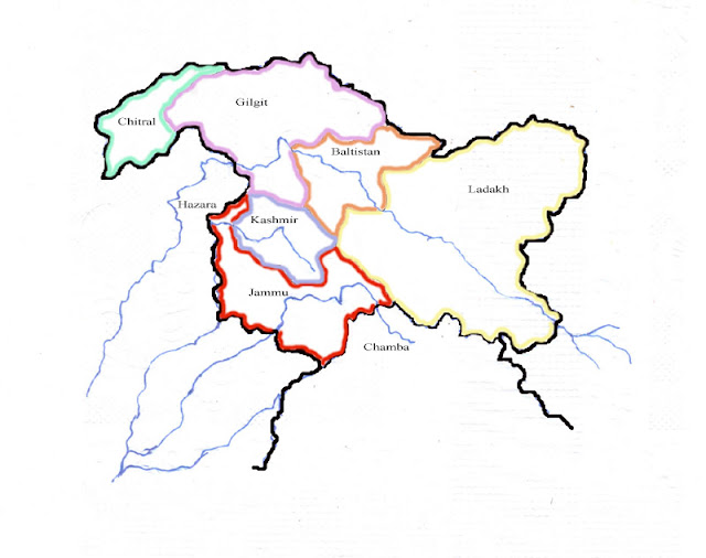 Jammu and Kashmir princely state