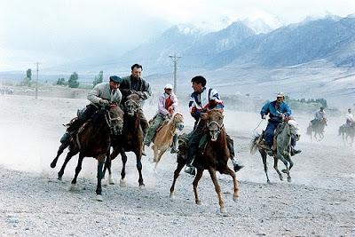 Turk horses