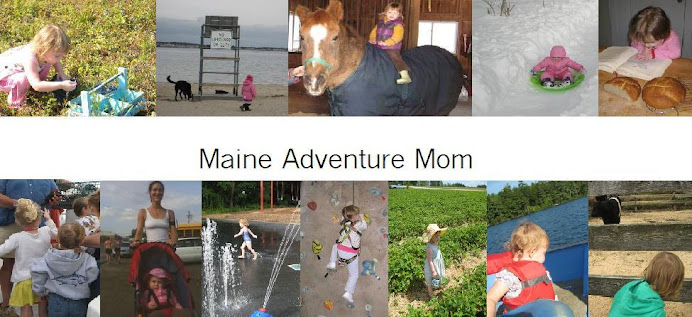 Maine Adventure Mom
