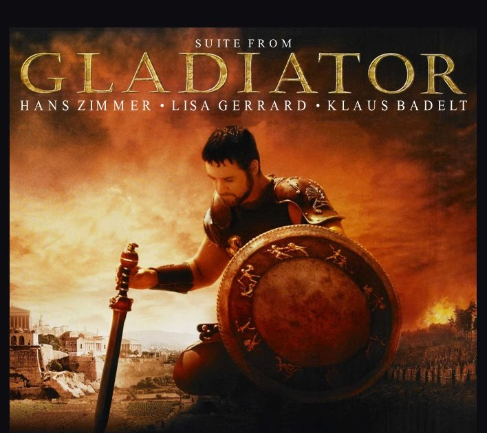 Le blog de chief dundee gladiator suite hans zimmer for Gladiator hans zimmer