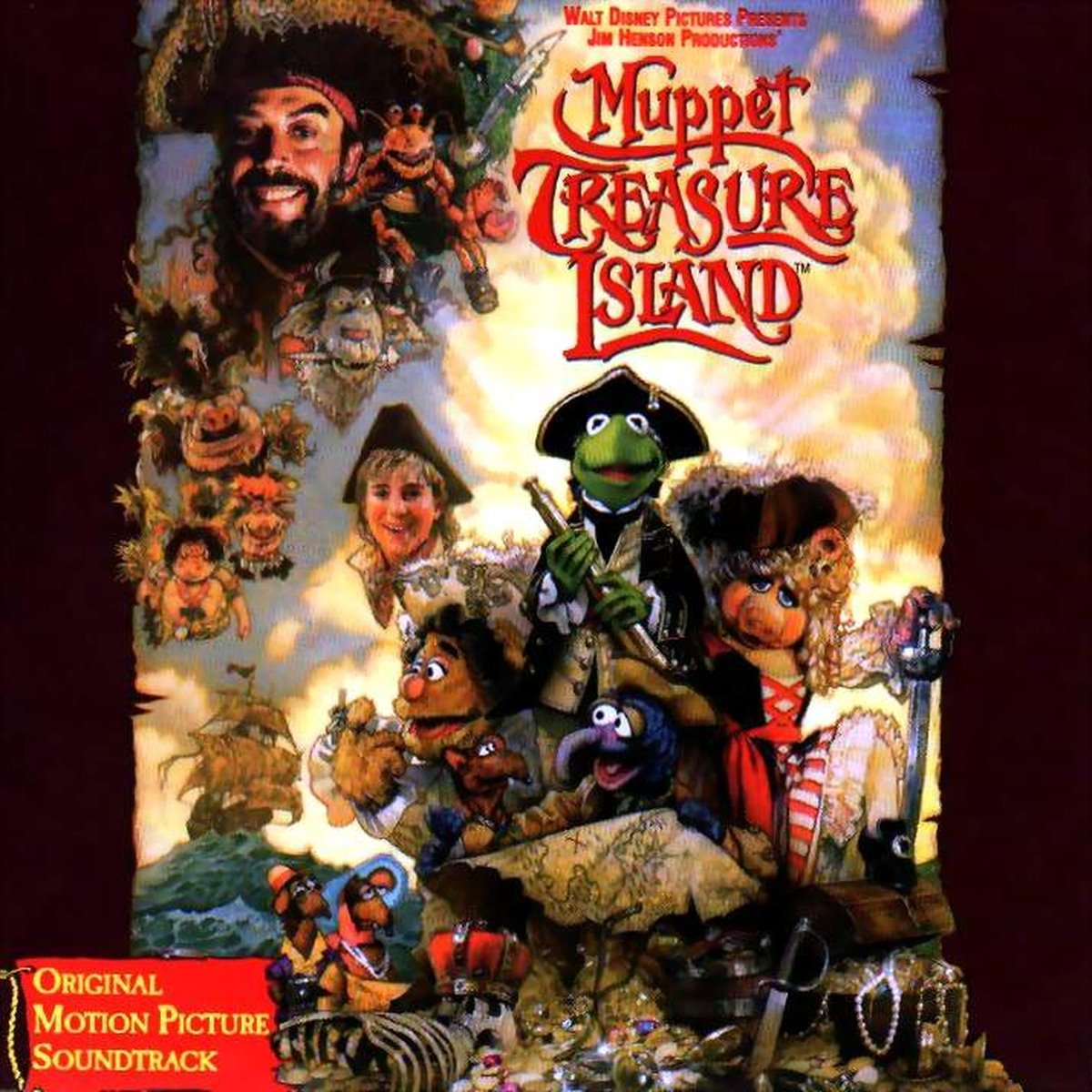 Love Led Us Here Muppet Treasure Island