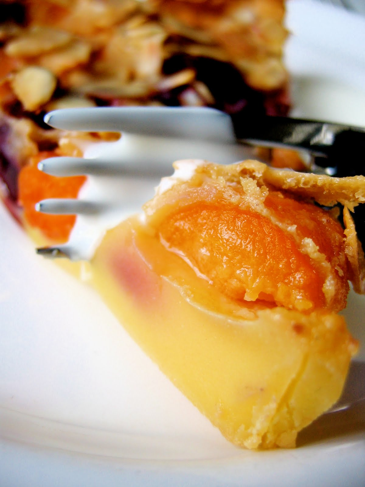 Apricot Cherry Clafoutis • The Bojon Gourmet