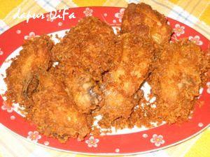 Ayam Goreng Ini Digorengnya Ama Tepung Siap Pakai Kentucky Ngiklan