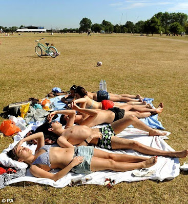 >31 March, 2010: Mark Vogan's Preliminary United Kingdom Summer Forecast 2010