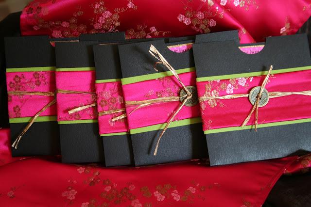 Design Dump Chinese Birthday Celebration Invites Gift Bags