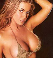 celebrity beauty secrets carmen electra