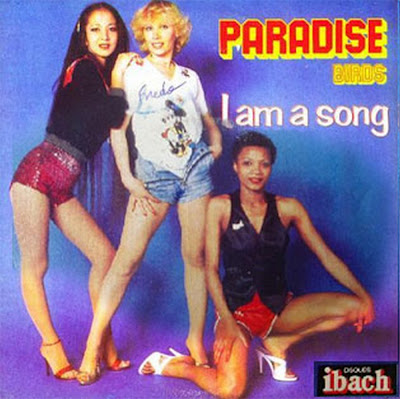 PARADISE BIRDS - I Am A Song 1979