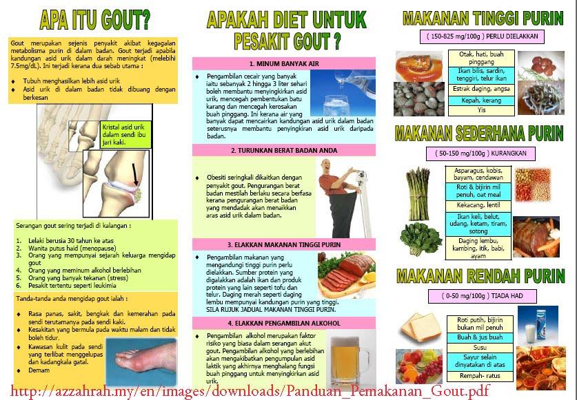 Diet Rendah Purin