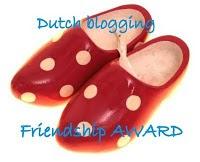 Derde award van Arina gekregen