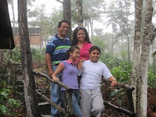 Pastor Noe and his family in Guatemala