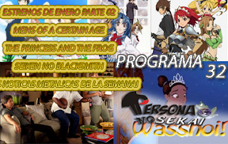 Persona No Sekai Wasshoi! Podcast Programa 32