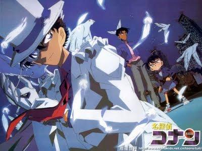 Magic Kaito Anime Gosho Aoyama