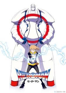 Heroman Anime