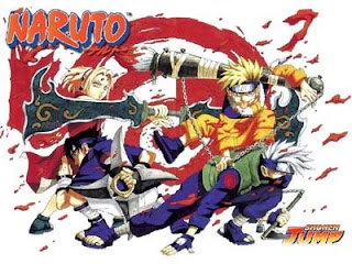 Naruto Manga Larp