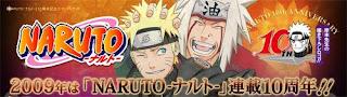 Naruto 10mo aniversario