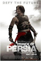 Prince of Persia Sand of Time live action