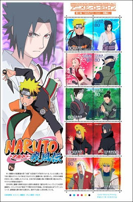 Naruto Shippuden JP POST