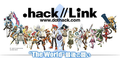 .Hack//Link Anime