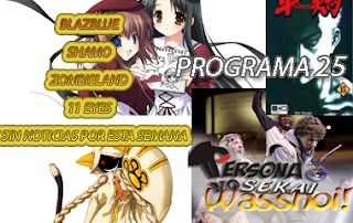 Persona No Sekai Wasshoi! Programa 26 PodCast Anime