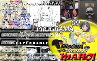 Podcast Persona No Sekai MaHo! Programa 09