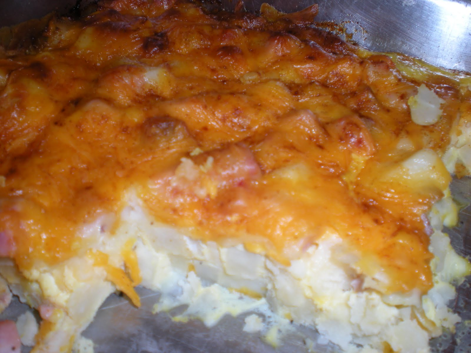 Fantastic Food: Breakfast Potato Casserole