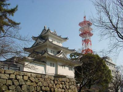 Tsu Castle, Tsu, Mie Prefecture