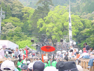 Tado Shrine Festival