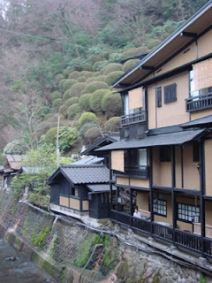 Kurokawa onsen