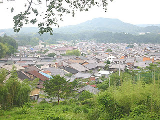 View of Iwamura