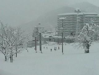 Sti Ski Lodge Niigata