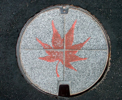 Miyajima manhole