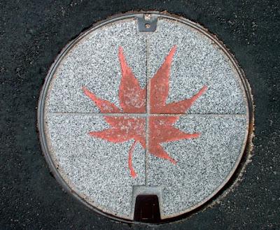 Miyajima manhole
