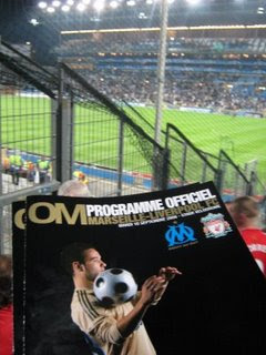 Marseille Vs Liverpool