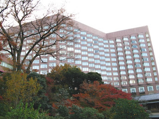 Four Seasons Hotel at Chinzan-so.